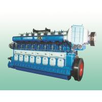 China 1000KW - 2000KW HFO diesel oil  gas Fired Power Generating Sets to the Small Shops / Power Plant on sale