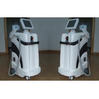 Buy cheap 808nm 755m 1064nm Long pulse nd yag laser hair reduction machine for legs , breast and bikini hair removal product
