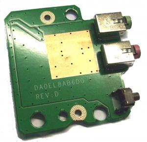 Buy cheap 32EL8AB0000 Audio IO Assembly DA0EL8AB6D0/6D1 f/ Acer Aspire Z5600/5610 product