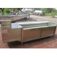 China Durable Potato Washing Machine For Industry Low Breaking Rate Easy To Operate on sale