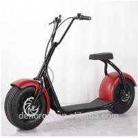 Buy cheap 1000W Powerful Two Wheel Balance Citycoco Harley  Electric Scooter product
