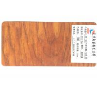 Buy cheap Wood Effect Dye Sublimation Powder Coating High Gloss / Matt Custom Color product