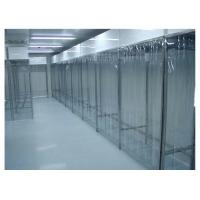 Buy cheap Stainless Steel Class 100 Pharmacy Clean Room With PVC Plastic Curtain Wall product