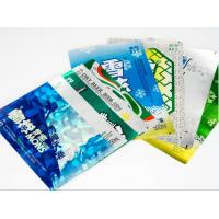 China Water Proof Self Adhesive Beer Labels Tear Resistant Offset Silk Screen Printing on sale