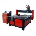Buy cheap Com debaixo da máquina de gravura giratória do CNC da tabela de funcionamento do entalhe do &T da linha central de #300mm product