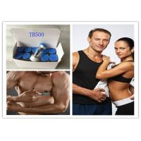 Buy cheap TB500 Polypeptide 5mg/vial Bodybuilding Supplement CAS 77591-33-4 Freeze dried Powder product