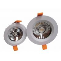 Buy cheap Recessed COB LED Downlight 240v IP44 100 lm / w 8w , LED Down Light Fixtures product