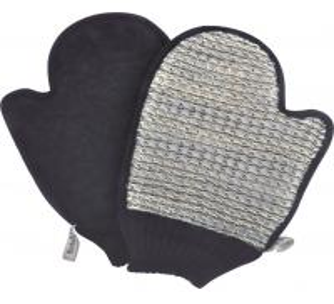 Buy cheap Body Exfoliating Body Scrubbing Sisal Gloves , 100% Natural Sisal Bath Mitt product