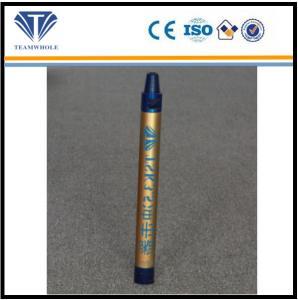 Blasting / Mining Rock Drill Tools, 20-100m Depth TSK Series DTH Hammer