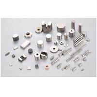 Buy cheap Customized Cast Alnico Magnets , Alnico Permanent Magnets For Electropermanent Systems product