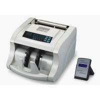 China  Counteasy Automatic Paper Money Counter With IR Double Note Detector  for sale