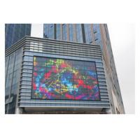Buy cheap High Gray Scale Transparent Glass Led Display , Full Color Clear Led Screen product