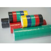 Buy cheap Colorful PVC Electrical Tape / Rubber Electrical Tape ISO SGS ROHS Certificate Approved product