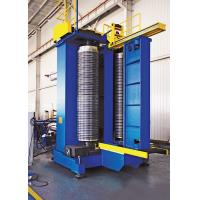 Buy cheap Hydraulic Vertical Type Membrane Panel Bending Machine YPW3000 product