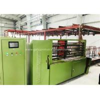 China Automatic Chain Link Fence Machine , Wire Net Making Machine With 2200mm Mesh Width on sale