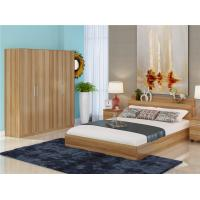 Buy cheap Low Price Modern minimalist type 1.2 meters 1.5 meters 1.8 meters double bed containing Japanese tatami bed storage. product