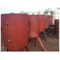 Buy cheap Abrasive Sand / Water Blasting Machine Pot , Small Commercial Sandblasting Equipment product