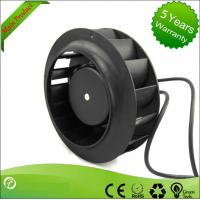 Buy cheap Gakvabused Sheet Steel  220mm  EC Centrifugal Fans Rated Speed 3310RPM product