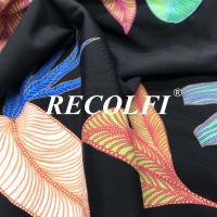 Buy cheap Sublimation Printing Fabric , Unifi Recycled Polyester Customized Design product