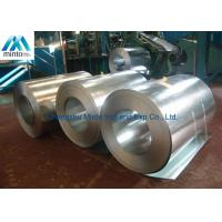 Buy cheap Aluminum Zinc Alloy Steel Sheet Coil JIS ASTM Anti Corrosion For Construction product