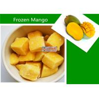 Buy cheap Delicious Frozen Mango Fruit / Organic Food IQF Mango Dices from wholesalers