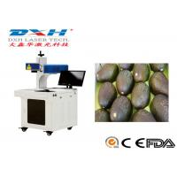 Buy cheap 30 Watt Co2 Laser Marking Machine Co2 Laser Printer 0.2mm Marking Depth product