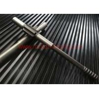 Buy cheap Ore Mining Rock Drill Rods Tools Shank Adapter For Drifter Rod / Top Hammer product