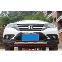 Buy cheap Honda CR-V 2012 2015 Front Bumper Guard With Insect Grille and Rear Guard product