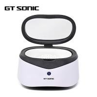 Buy cheap Home Use Compact Ultrasonic Cleaner , Ultrasonic Eyeglass Cleaner ABS Housing product