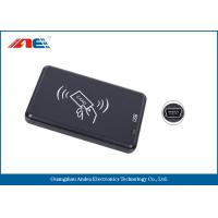Buy cheap Small Type Contactless RFID Reader Writer, High Frequency USB Reader Writer from wholesalers