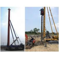 Buy cheap 7T Hydraulic Impact Hammer Crawler Type Walking Type Multiple Function product