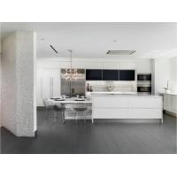 Buy cheap New Design L-shaped modern kitchen cabinets product
