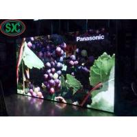Buy cheap 220V Indoor SMD LED Screen 1/30 Scan LSN System Epistar Chip P1.667 IP34 Waterproof from wholesalers
