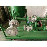 Buy cheap High Efficiency Vertical Pressure Leaf Filter Unique And Compacted Design product