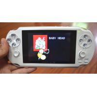 Buy cheap 4.3 inch handheld gaming consoles with large games ,wifi PAP-k4 product