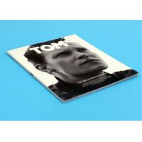 Buy cheap A4 Magazine Printing Services CMYK Color  Magazine Printing , Fashion Magazine product