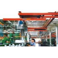 Buy cheap Cold-rolled Telescopic Beam Flexible Light Crane Systems product