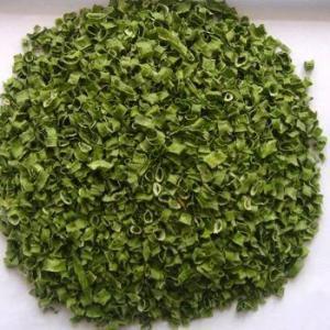 Pure Green Leek(5x5MM) Ring