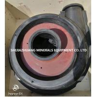 Buy cheap Inner Rubber Frame Plate Liners, Slurry Pumps Spare Parts Cover Plate Liners product