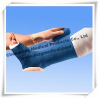 Medical Orthopedic Fiberglass Casting Tape , Polyester Synthetic Cast And Splint