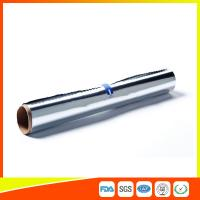 China Household Aluminium Foil Roll For Food / Chocolate / Cheese / Butter Wrapping wholesale