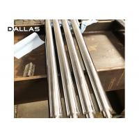 Buy cheap Chrome Plated Carbon Steel Hydraulic Piston Rod Cylinder Parts product