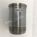 8DC8 High Temperature Resistant Diesel Engine Cylinder Liner Chroming ME062597
