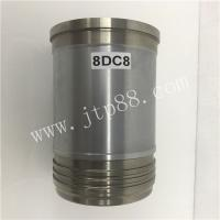 Buy cheap 8DC8 High Temperature Resistant Diesel Engine Cylinder Liner Chroming ME062597 liner kit product