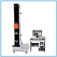 Buy cheap Lab Equipment Yarn Strength Tester Single Column Structure With Load Cell product