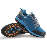 Buy cheap Platform Heel Off Road Mountain Running Shoes , Mens Waterproof Hiking Shoes product