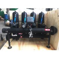 Buy cheap Black Self Cleaning Screen Filter , Industrial Water Filter High Power product