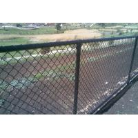 China Galvanized Black Chain Link Fence Cost Gate 1.8m*0.9m from  . Victoria  on sale