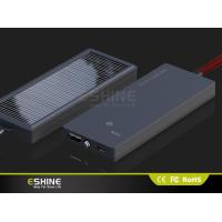 Buy cheap 2500 Mah Portable Solar Power Bank For iPhone5 / 5C / 5S product