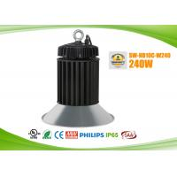 Buy cheap Microwave Induction Industrial LED High Bay Lights 240w Waterproof , High Efficient product